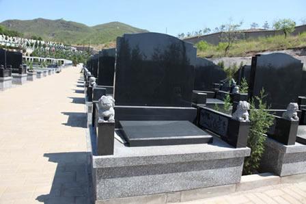 北京昌平炎黄陵园墓型展示-04