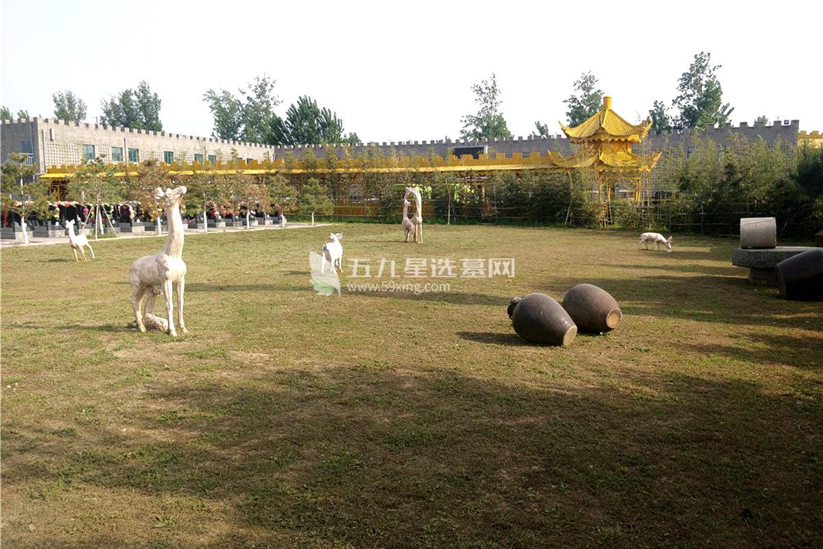 通州极乐园公墓环境